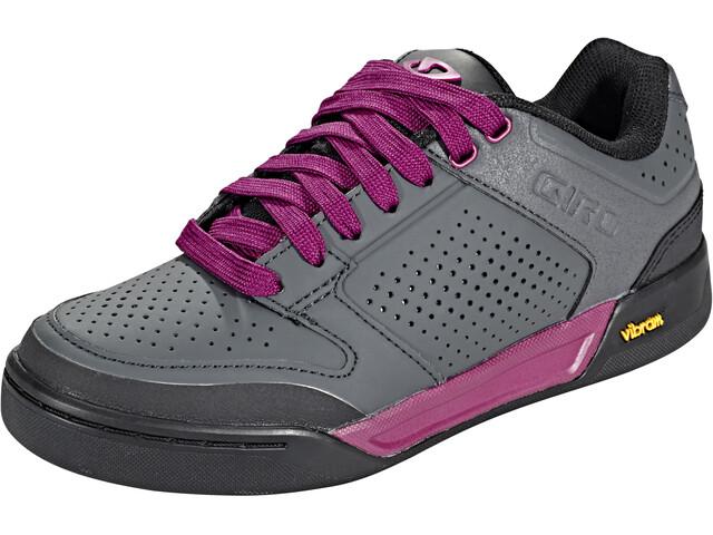Giro Riddance W schoenen Dames grijs/roze
